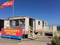 Static caravan Holiday Home - NO SITE FEES UNTIL 2018! Finance available! - 10% deposit - East Coast