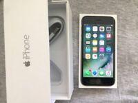 iPhone 6 (EE, BT, Virgin|14 Day Guarantee|16GB|Deliver+Post|Apple|Black) ||