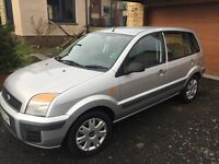 Ford Fusion Style Climate 1.4 Petrol 2006 low mileage