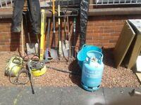 Gardening tools /Karcher power washer