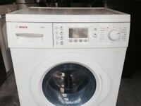 32 Bosch WVD24520 6kg 1200Spin White LCD Sensor Dry Washer/Dryer 1 YEAR GUARANTEE FREE DEL N FIT