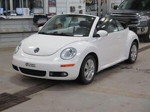 2010 Volkswagen New Beetle 2.5L Comfortline CONVERTIBLE
