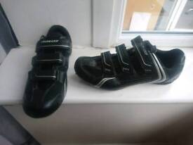 Specialized cycling shoes size 10