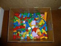 LEGO DUPLO BRICKS + ONLY £25.00