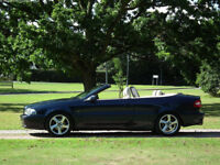 VOLVO 2.3 GT T5 C70 CONVERTIBLE 2003 MOT 9 MONTHS A VERY NICE CLEAN RELIABLE CAR