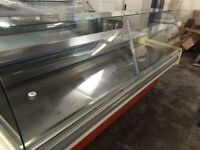 SERVE OVER COUNTER 2600mm butchers