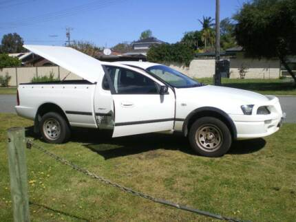 2008 Ford Falcon Ute Greenwood Joondalup Area Preview