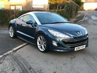 2011 Peugeot RCZ 1.6 GT, Finance Available on this car