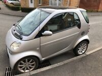 Smart, FORTWO COUPE, Coupe, 2004, Semi-Auto, 698 (cc), 2 doors SPARES/REPAIRS