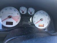 Peugeot 307 5 door hatchback 1.4, 56 plate, low mileage, manual , air con