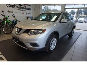 2016 Nissan Rogue - Automatic, Low Km