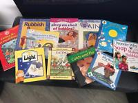 Children's Science books collection 5yrs+