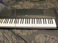 Yamaha YPP-35 Electronic Keyboard