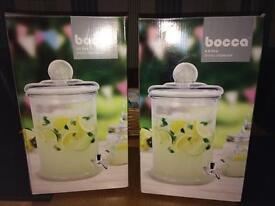 Bocca drinks dispensers