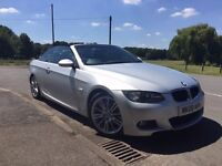 BMW 3 Series 2.0 320i M Sport 2dr Convertible