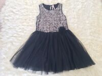 Girls' Next sequinned party dress, worn once, age 10