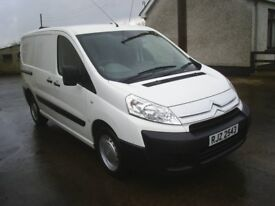 """CITROEN DISPATCH 1000 HDI 120 SWB, 2 SIDE DOORS, GOOD CONDITION,"""" MOT TO 6TH MARCH 2019"""""""