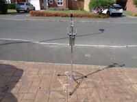 Double tom tom holder and boom arm cymbal stand (brand new)