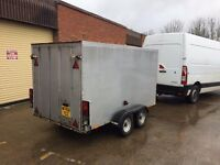 Large Box Trailer, Loading ramp, Motorcycle trailor, Gokart, Quad, Car boots, House moves