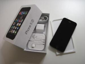 iPhone 5s 32 GB Space Grey Like BRAND NEW WITH BOX AND BRAND NEW ACCESSORIES FACTORY UNLOCKED ( INTERNATIONAL )