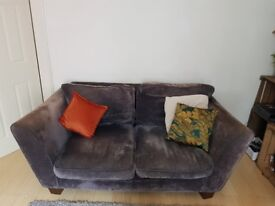 Ex Andersons of Inverurie large double sofa