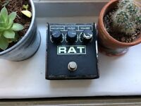 ProCo Rat 2 1987 Distortion pedal