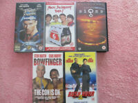 Popular 12 rated films/tv VHS tapes