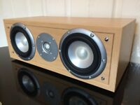 ELTAX LIBERTY CENTER SPEAKER, FULLY WORKING, CRYSTAL CLEAR SOUND, EXCELLENT CONDITION.