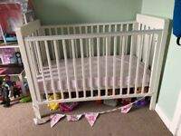 Mama's & Papa's Cot - mattress included