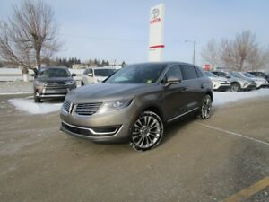 2016 Lincoln MKX Reserve Reserve Edition, Low mileage,One Owner