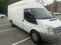 Ford transit lwb high roof for sale