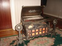 Vintage Belling electric fire