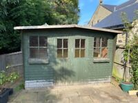 ***SOLD***FREE Garden Shed/Summerhouse 10ftx7ft