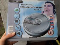 CD/MP3 player