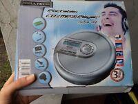 CD/MP3 player