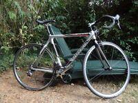 Trek 5000 all-carbon road bike