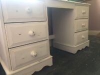 Vintage style dressing table £80
