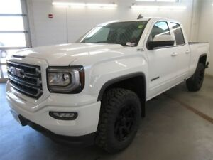 2017 GMC Sierra 1500 SLE- 4x4! BACK-UP CAM! ALLOYS! ONLY 32K!