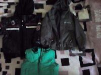 Boys coats bundle 18-24 months