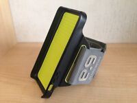 PureGear Sports Armband W/Dry+Flex for iPhone 5/5S/5C - Lime/Black