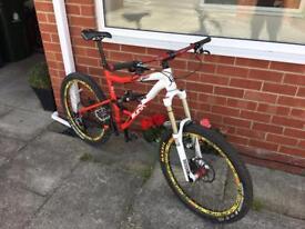 Sunn Charger 170mm enduro bike
