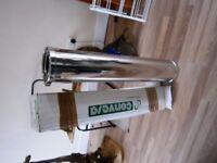 Convasa - Wood burner flue pipe,