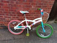 "avigo bmx bike 20"" wheels"