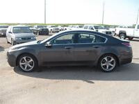 2009 Acura TL Base w/Technology Package, Sask tax paid, Heated S
