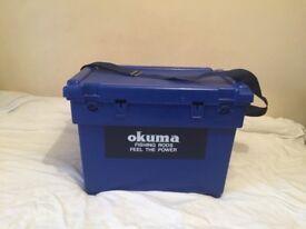 Shakespeare Okuma fishing seat box
