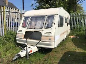 Avondale 4 birth Caravan Spares & Repairs