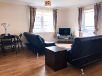 Stunning 2 bedroom Prestwick apartment, fully managed all bills included, sleeps up to 6