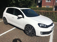 Volkswagen Golf 2.0TDi 170 GTD [Leather] 2012 61 FVWSH Sunroof Charleston 18