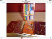 25 magic rainbow books