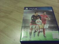 Ps4 game Fifa 16 excellent condition
